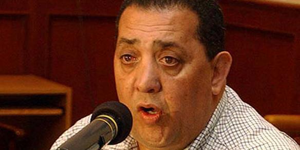 Luis Delia - Inspector