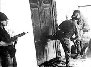 dictadura 1976 soldado2 Dictadura militar argentina , para recordar