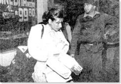 saqueos, Rosario, policia (La Capital) Blog La Terminal, C Scabuzzo