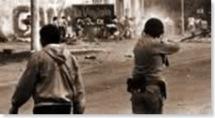 saqueos Rosario, represión, blog la Terminal C scabuzzo