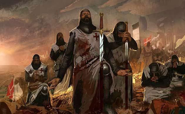 Templarios y Sufies Ashashins (asesinos)