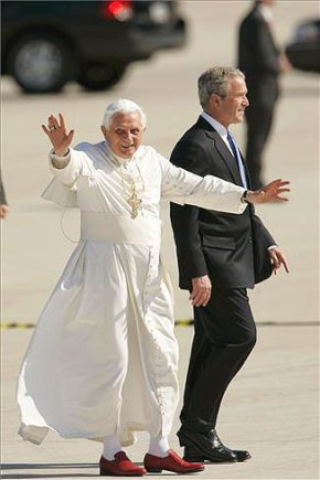 benedicto-y-bush