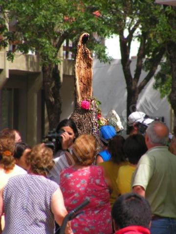 Virgen del Arbol, Venado Tuerto