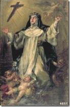 Prepucio_Santa Catalina de Siena, vicente castelló y amat, siglo XIX