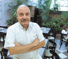 Eduardo Zerba. Foto Sandra Cartasso, Página/12.