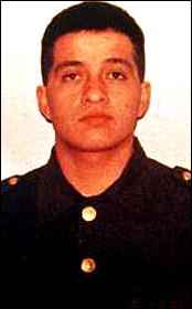 Omar Carrasco, la última víctima del Servicio Militar.