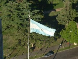 bandera monumento