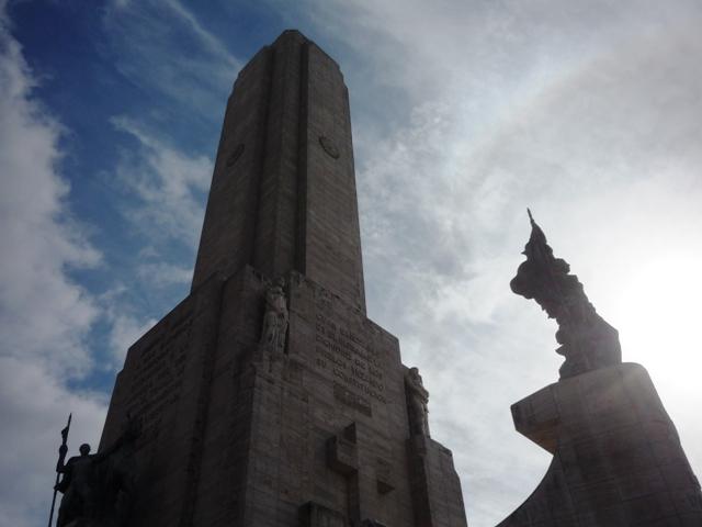 Monumento a la Bandera, Rosario, C Scabuzzo