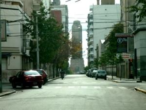 Monumento a la Bandera, Rosario, Vista Calle 1 de Mayo, C Scabuzzo