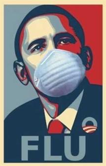 Barack Obama acusado de ser parte de una conspiración mundial.