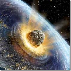 asteroide en Yucatán