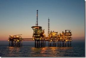 petroleo plataforma marina