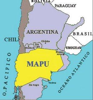 caratula documental Raices. Chile, territorio mapuche