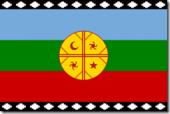 Mapuche bandera
