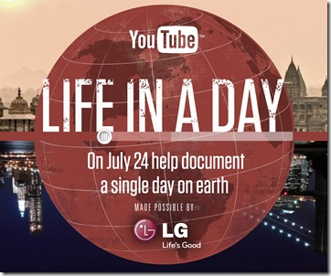 Life in a day promo