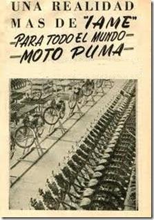 publicidad moto puma