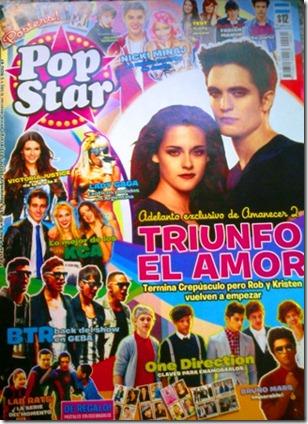 Revista Pop Star