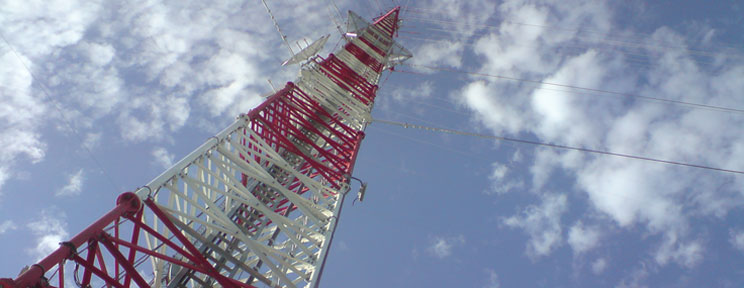 Antena radiodifusion