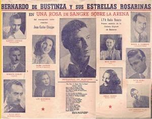 Radio int Compañía de Bernardo de Bustinza