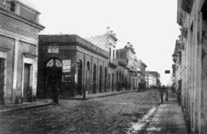 calle Maipu antigua