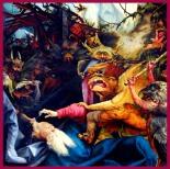367 7 2 Grunewald - Altar de Isenheim-Unterlinden Museum, Colmar