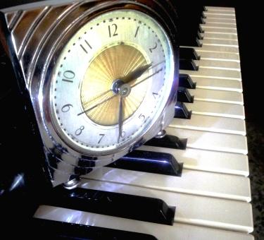 hammond reloj, Foto: Claudio Scabuzzo, La Terminal