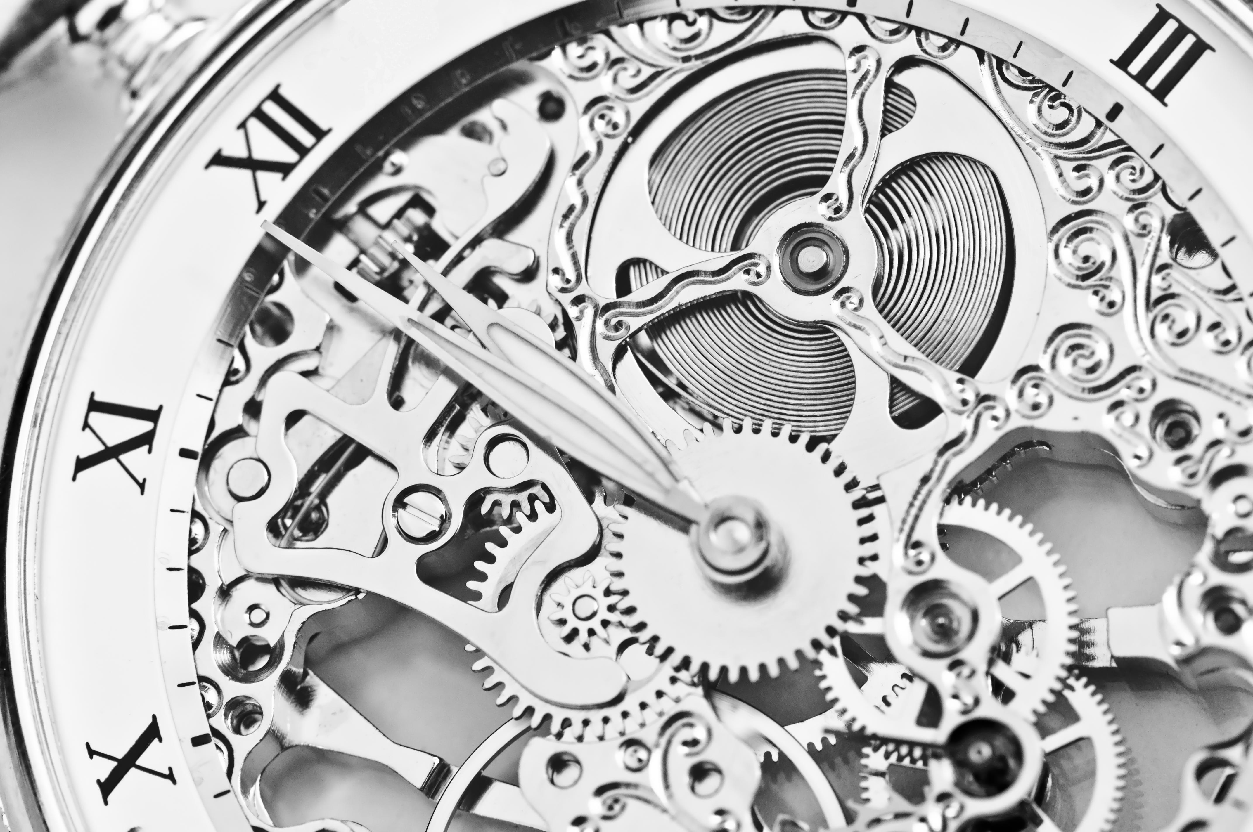La nueva era de los relojes inteligentes la terminal - Mecanismo reloj pared barato ...