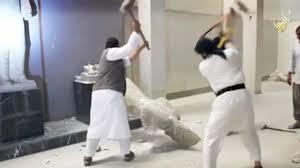 ejercito islamico destruye