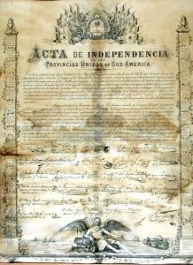 independecia argentina