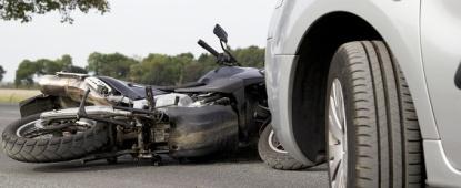 motos accidente